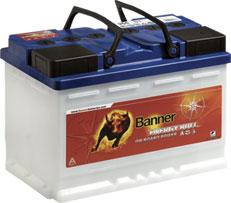 BATTERIE DECHARGE LENTE ENERGY BULL